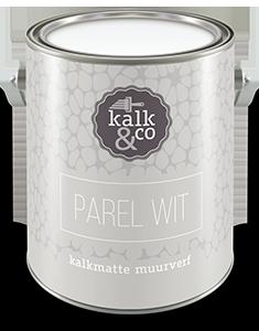 Kalkverf Parel Wit van Kalk & Co