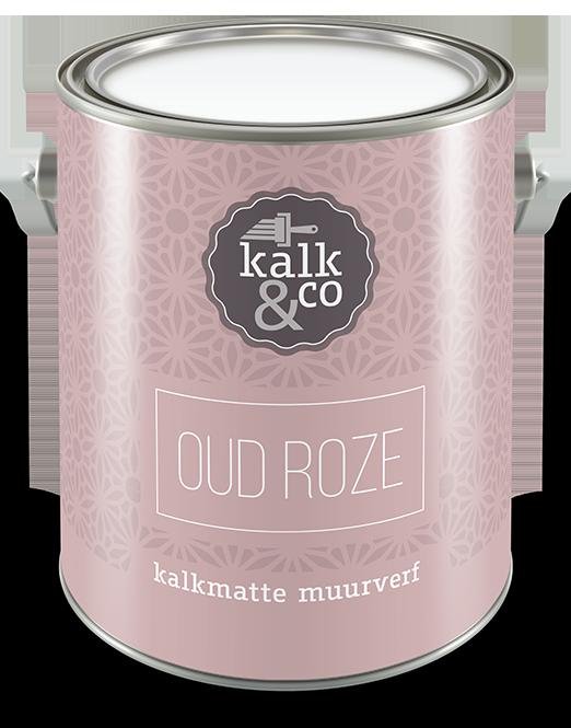 Kalkverf Oud Roze. Kalkverf ontwikkeld door Kalk&Co. Bijzondere kwaliteit kalkverf, geen krijtverf. Diverse prachtige tinten. Online kalkverf kopen? Kalkverf van Kalk&Co is nu ook online direct te koop in onze webshop.