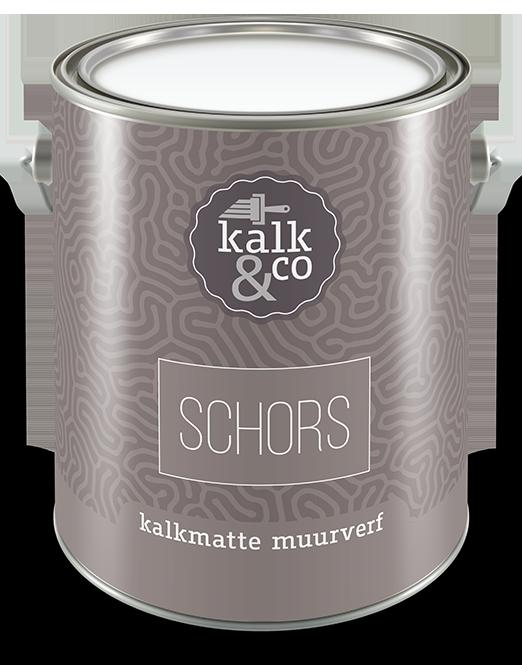 Kalkverf Schors. Kalkverf ontwikkeld door Kalk&Co. Bijzondere kwaliteit kalkverf, geen krijtverf. Diverse prachtige tinten. Online kalkverf kopen? Kalkverf van Kalk&Co is nu ook online direct te koop in onze webshop.