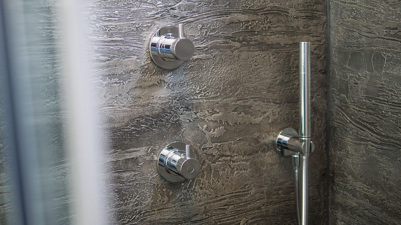 Badkamer Stuc Voorbeelden : Voorbeeld van beton stuc beton cire beton ciré van kalk & co