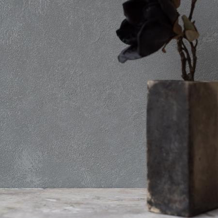 Betonlook verf of betonlook stuc. Voor de doe-het-zelver. Maak uw eigen beton look muur. De kleur van deze betonlook verf of stuc is Schaduw. Kalk & Co verkoopt deze hoogwaardige kwaliteits betonlook stuc of verf rechtstreeks aan particulieren. Bestel in onze webshop.